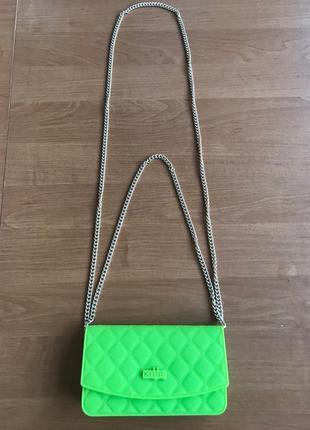 Силиконовая сумочка/клатч candybag + подарок из моря)
