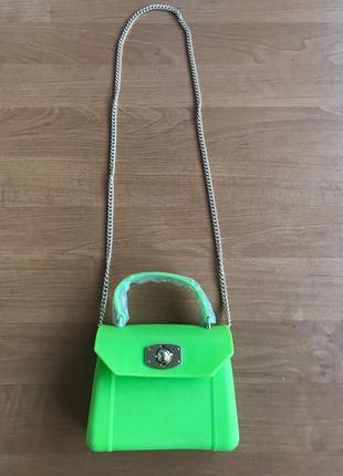 Силиконовая сумочка/клатч  + подарок из одессы)