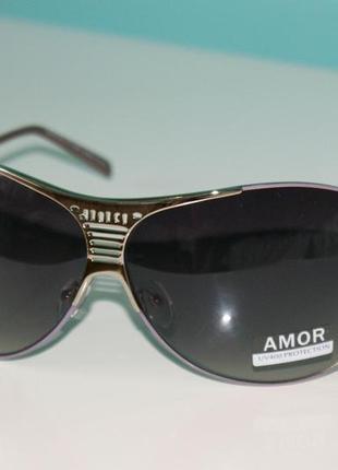 Новые солнцезащитные очки amor