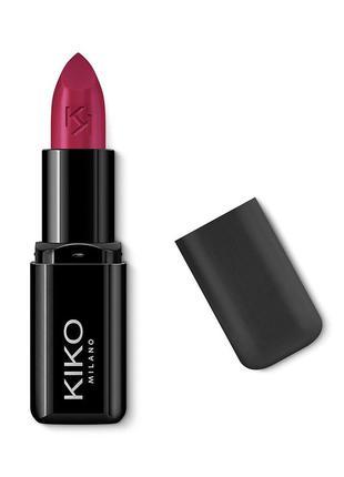 Smart fusion lipstick питательная губная помада  кіко 430