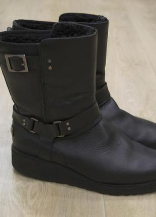 Женские ботинки зимние кожа оригинал