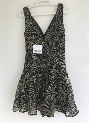 Ліквідація товару до 10 грудня 2018 !!! стильное мини платье missguided2