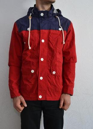 3a72ef9a8cb Легкая стильная мужская куртка brave soul р. м