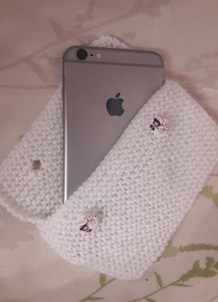 Хит вязаная одежка для ваших смартфонов