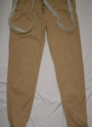Брюки джинсы чиносы 100% котон р.12