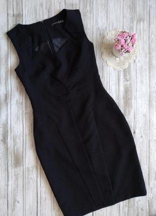 Черное платье atmosphere