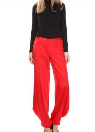 Шёлковые шаровары lussile. 100% шёлк! брюки, штаны.