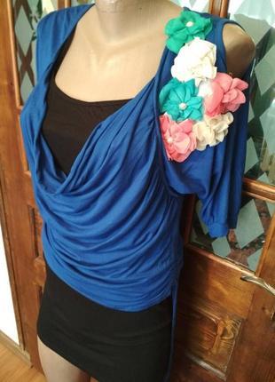 Нарядная блуза 46-48 размер