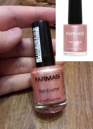 Лак для ногтей farmasi nail enamel 11 ml