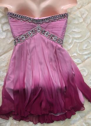 Коктельное платье sherri hill