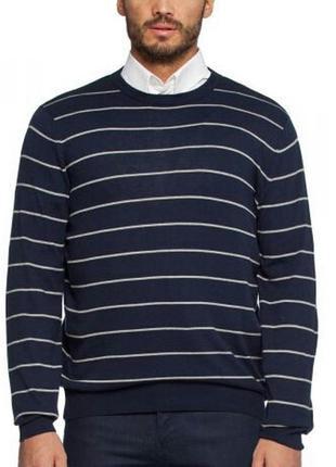 Мужской свитер джемпер хлопок акрил разм. xl от lc waikiki