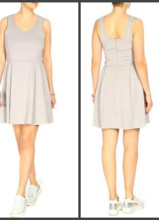 Элегантное платье с бусинами mohito размер s