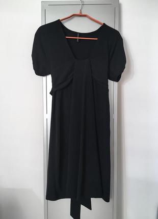 Чёрное платьице nafnaf (m)