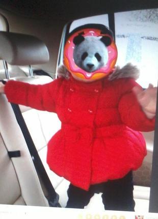 Фірмова курточка  chicco на дитину 6-12  м