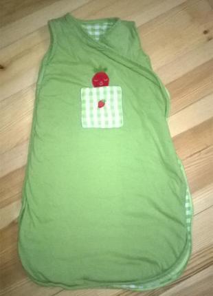Скидка 24 часа!мешочек для сна малышам 3-6мес спальный мешок