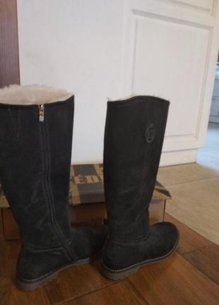 Супер теплі зимові чоботи