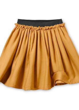 Пышная двухслойная юбка от tchibo р. 158 - 164