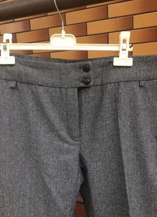 Шерстяные брюки,высокая посадка,супер качество!