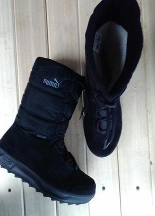 Ботинки термо сапоги puma оригинал 36 р3