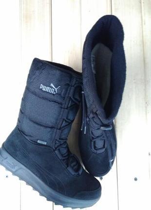 Ботинки термо сапоги puma оригинал 36 р4