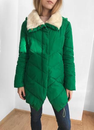 Куртка на осень или тёплую зиму