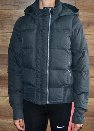Курточка на пуху nike womens down jacket