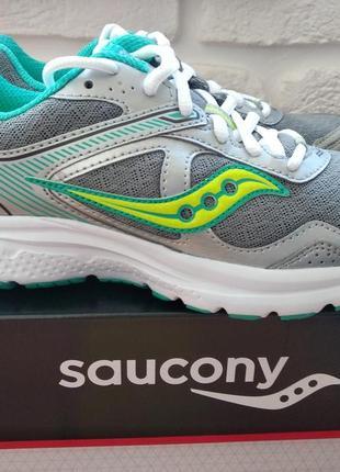 Фирменные дышащие женские кроссовки saucony, оригинал