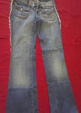 Итальянские джинсы фирмы iceberg