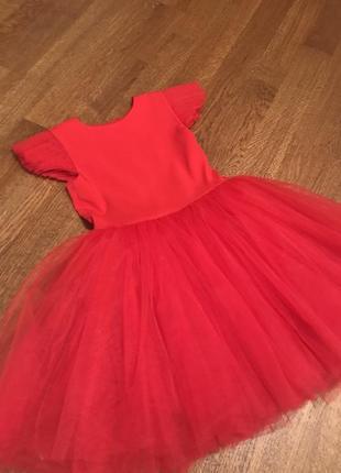 Платье hand made