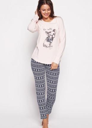 Пижама/домашний костюм, размер-l.