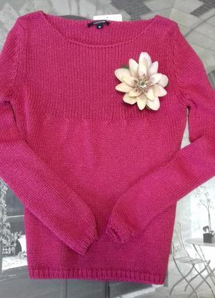 Красивенный блестящий свитер