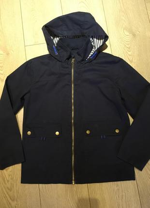 Хлопковая куртка ветровка на мальчика 9-10 лет george