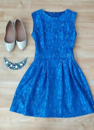 Вечернее коктельное платье
