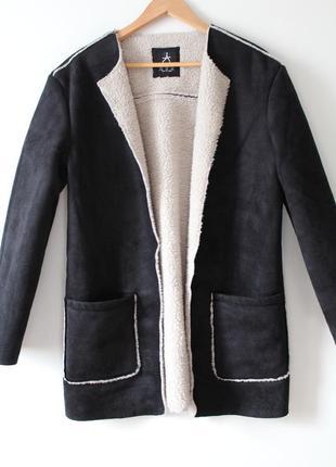 Пальто на меху