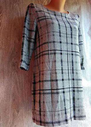 Теплое платье . туника