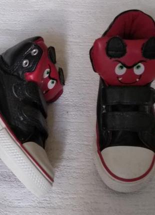 Детские деми ботинки ladybird