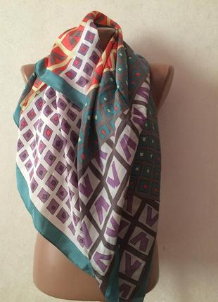 Шикарний шовковий платок marja kurki