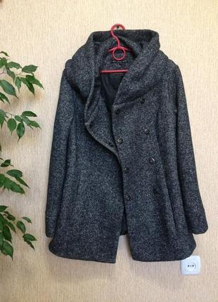 Крутое, качественное, стильное полупальто, пальто от new look