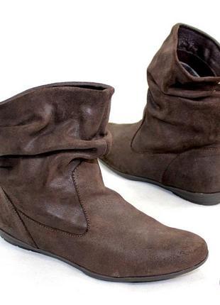Ботинки 41 р casual германия оригинал демисезон