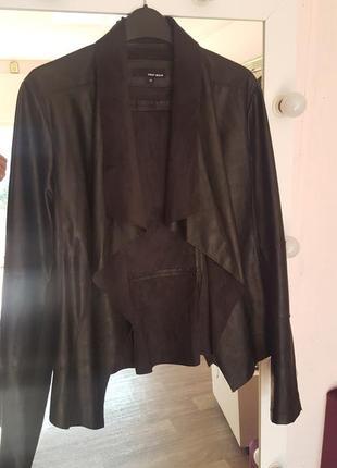 Кардиган-куртка