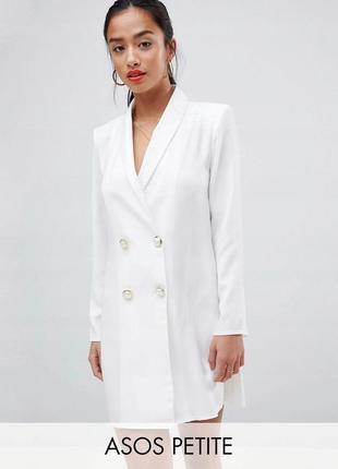 Стильна сукня (платье пиджак) asos