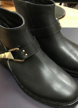 Роскошные люксовые ботинки le silla цена снижена !!!!!!  срочно!!!