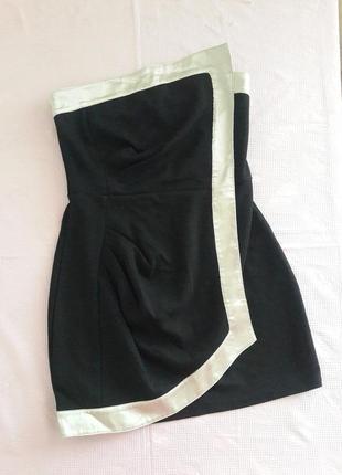Маленькое черное платье next