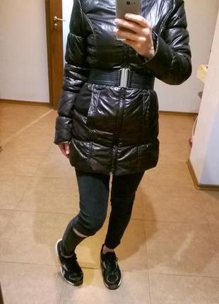 Пальто пуховик jennyfer