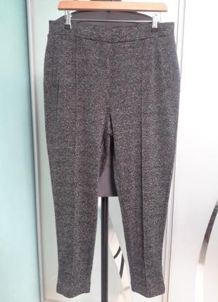 Плотные повседневные штанишки/брюки на резинке