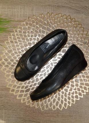 (37/24см) medicus! кожа! красивые фирменные ортопедические туфли на удобной платформе