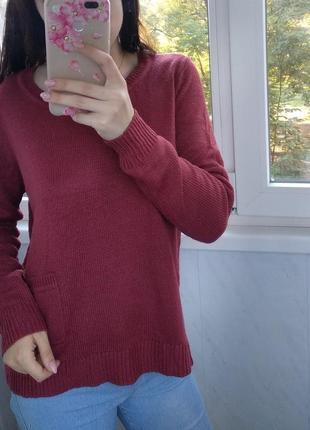 Вязанный свитер от h&m🌿💭