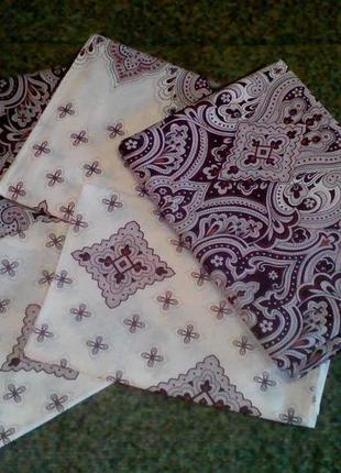 Семейное постельное белье бязь голд2