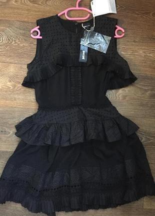 Платье.оригинал just  cavalli