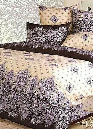 Семейное постельное белье бязь голд1